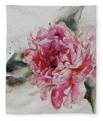 Just Bloom Fleece Blanket