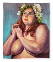 Keira Fleece Blanket