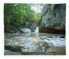 Kilgore Falls Fleece Blanket