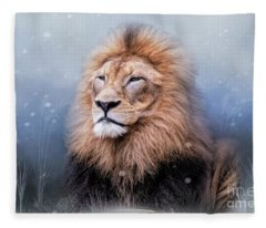 King Winter Fleece Blanket