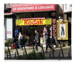 Kodak Store Fleece Blanket