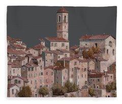 La Facciata Scomparsa Fleece Blanket