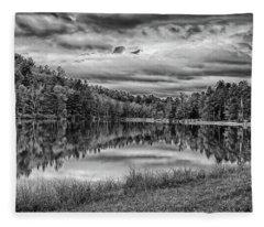 Lake Effect Fleece Blanket