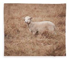 Lamb Fleece Blanket