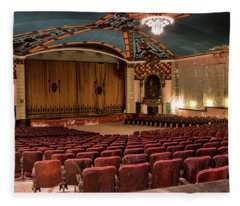 Lansdowne Theater Fleece Blanket