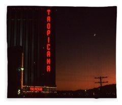 Las Vegas 1984 #1 Fleece Blanket