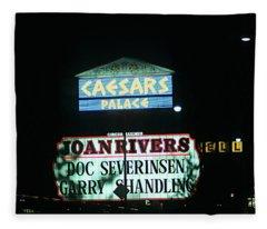 Las Vegas 1984 #10 Fleece Blanket