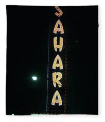 Las Vegas 1984 #14 Fleece Blanket