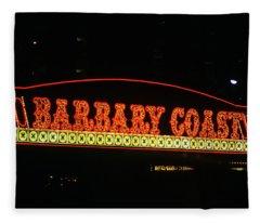 Las Vegas 1984 #8 Fleece Blanket