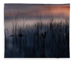 Last Light Fleece Blanket