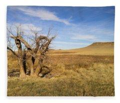 Last Stand Fleece Blanket