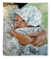 Layla Fleece Blanket