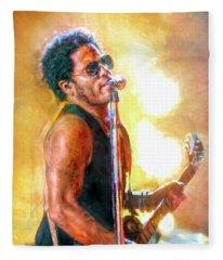 Lenny Fleece Blanket