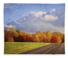 Let's Come Together Fleece Blanket