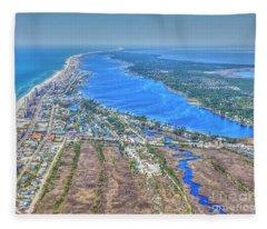 Little Lagoon 7489 Fleece Blanket