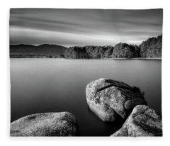 Loch Garten Fleece Blanket