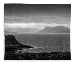 Loch Hoarn Fleece Blanket
