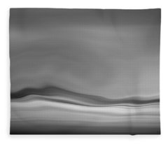 Lonely Night Fleece Blanket