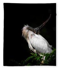 Looking For Love Fleece Blanket