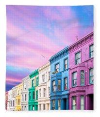 Loren Fleece Blanket