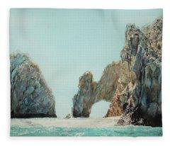 Los Arcos, Cabo Fleece Blanket
