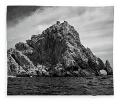 Los Cabos Lands End Fleece Blanket