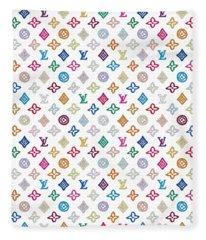 Louis Vuitton Monogram-1 Fleece Blanket