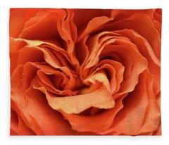 Love In Motion Fleece Blanket