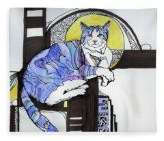 Lucy Fleece Blanket