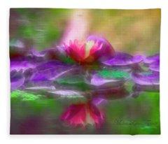 Luminescence Fleece Blanket