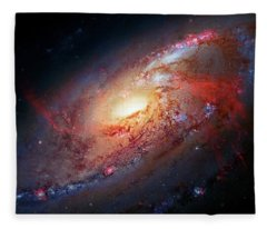 M 106 Fleece Blanket