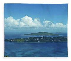 Magens Panorama Fleece Blanket