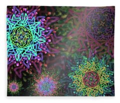 Magic Remix Fleece Blanket
