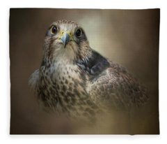 Majestic Hunter Fleece Blanket