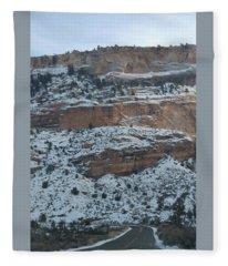 Majestic View Fleece Blanket