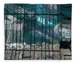 Manchester Photo 13 Fleece Blanket