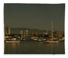 Marina Golden Hours Fleece Blanket