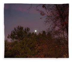 Marvelous Moonrise Fleece Blanket