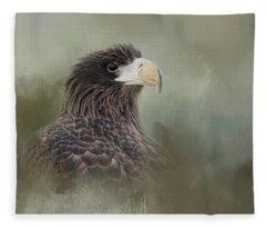 Master Of The Sea Fleece Blanket