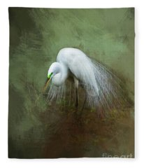 Mating Season Fleece Blanket