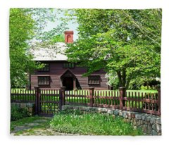 Matthew Whipple House Fleece Blanket