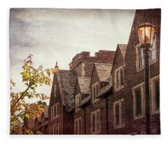 Mayslake Historic Home Fleece Blanket