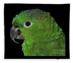 Mealy Amazon Fleece Blanket