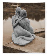 Mermaids Fleece Blanket