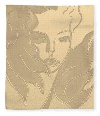 Mestiza  Fleece Blanket