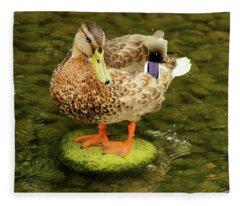 M'i Pad Fleece Blanket