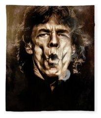 Mick. Fleece Blanket