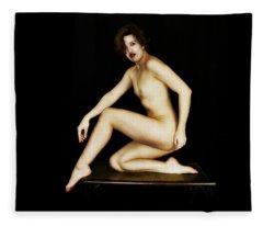 Mikki 5 Fleece Blanket