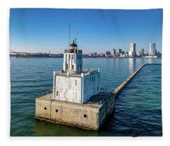 Milwaukee Breakwater Light Fleece Blanket