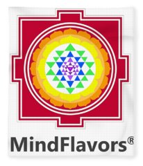 Mindflavors Original Medium Fleece Blanket